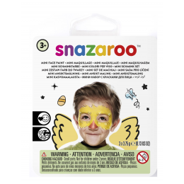 Mini kit maquillage poussin Snazaroo